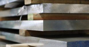 ورق آلومینیوم آلیاژی آلومینات اراک