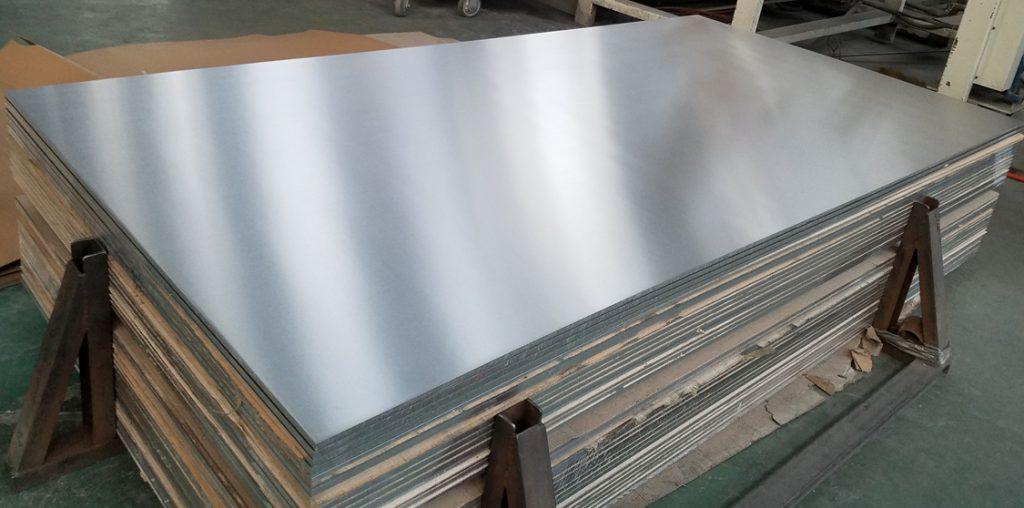 ورق آلومینیوم آلیاژ 5754