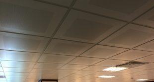 فروش ورق آلومینیوم سقف کاذب امباس