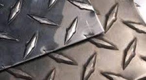 قیمت ورق آلومینیوم آجدار آلیاژی اروپایی